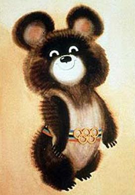 История олимпийских талисманов