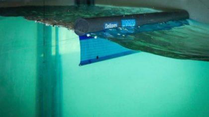 Представлен самый компактный в мире подводный скутер