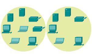Выделение подсетей IP сервера